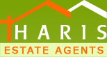 Haris Estate Agents Logo